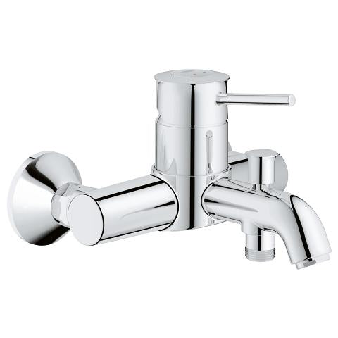Grohe Bau Classic Single Lever Bath Mixer 1/2""