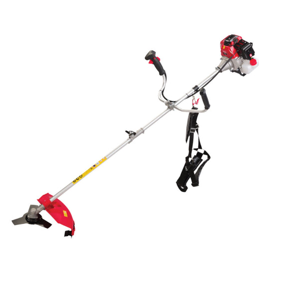 BRUSH CUTTER 43CC SPLIT SHAFT WITH LINE TRIM ATTACHMENT-RYOBI