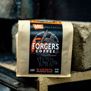 MKC FORGERS COFFEE- BLADESMITH (BREAKFAST BLEND)