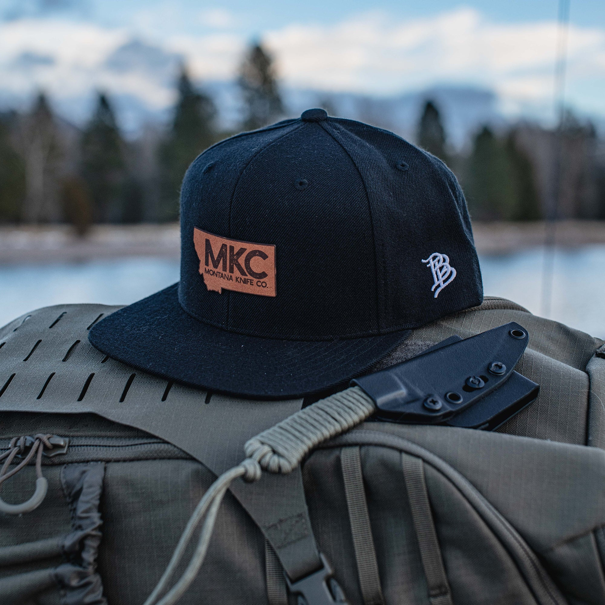 MKC STATE PATCH - CLASSIC SNAPBACK