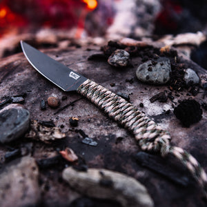 THE SPEEDGOAT FIXED BLADE - DESERT CAMO