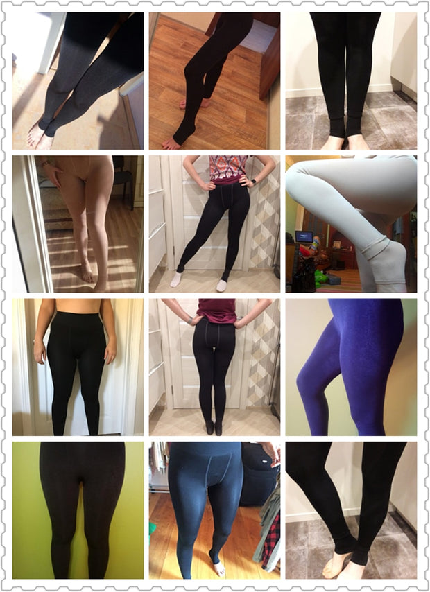 Warm Workout Leggings