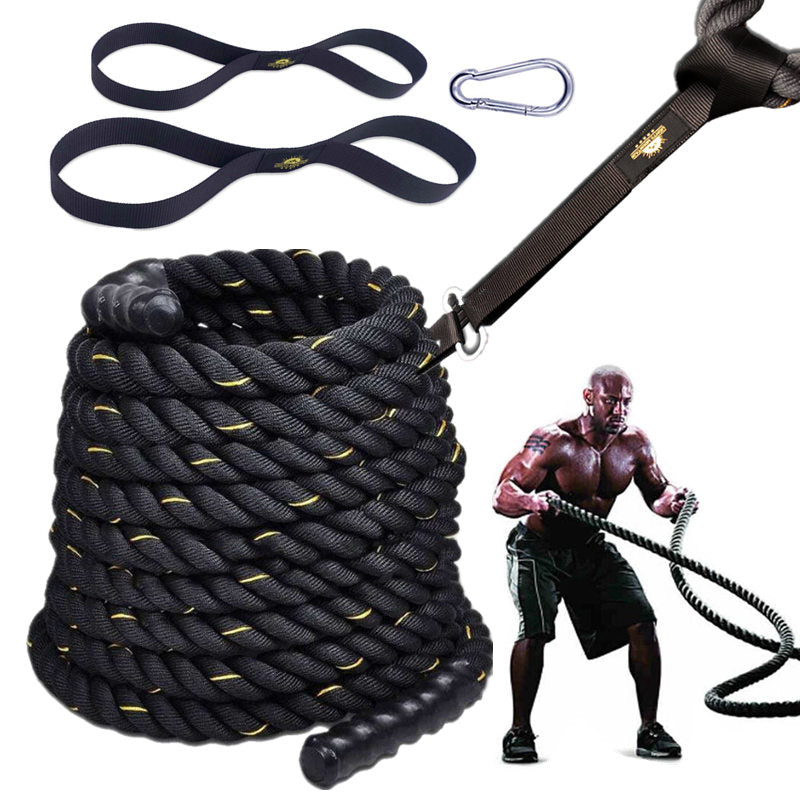 Smakkfitness Battle Rope