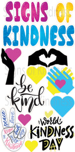 Signs of Kindness