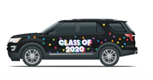 Load image into Gallery viewer, Class of 2020 Car Magnet