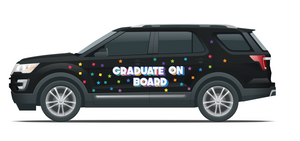 Graduate on Board Magnet