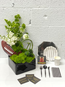 Touchdown Father's Day Curated Tablescape Collection