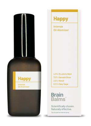 Happy Intense Oil Atomiser | 50ml