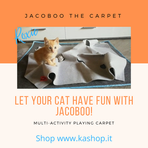 JacoBoo! The CarPET - kashop.it