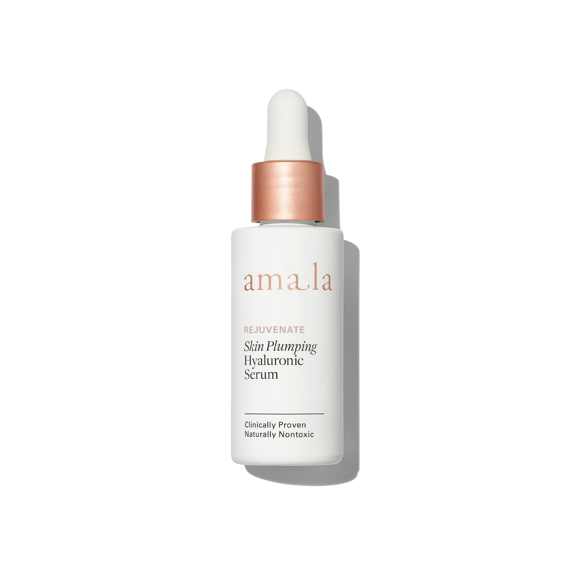 Skin Plumping Hyaluronic Serum by Amala