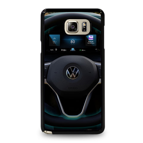 2020 VW Volkswagen Golf Samsung Galaxy Note 5 Case