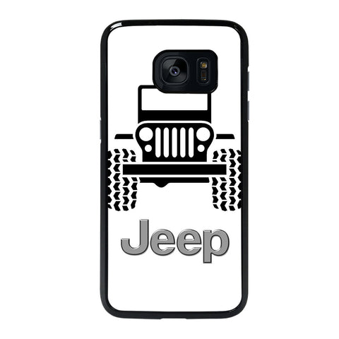 ABSTRACT JEEP Samsung Galaxy S7 Edge Case