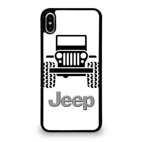 ABSTRACT JEEP iPhone XS Max Case