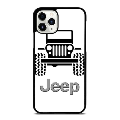 ABSTRACT JEEP iPhone 11 Pro Case