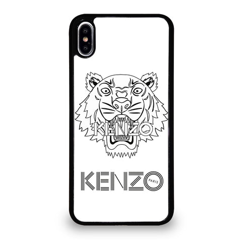ABSTRACT KENZO PARIS iPhone XS Max Case