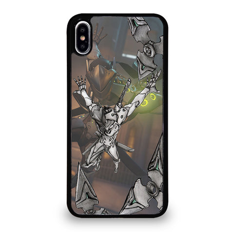 ABSTRACT OVERWATCH GENJI iPhone XS Max Case