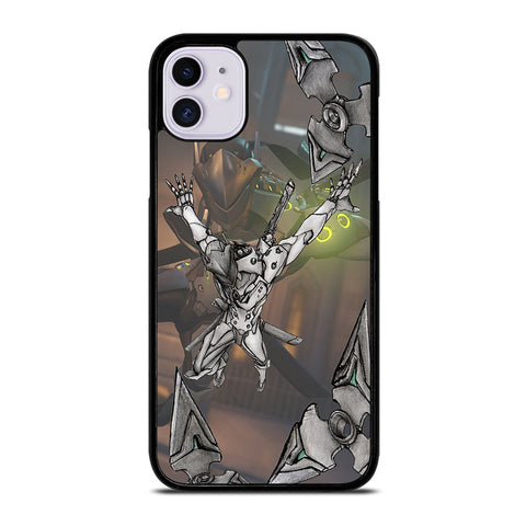 ABSTRACT OVERWATCH GENJI iPhone 11 Case