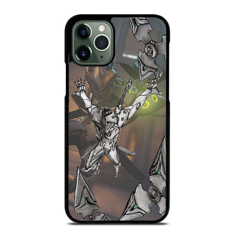 ABSTRACT OVERWATCH GENJI iPhone 11 Pro Max Case