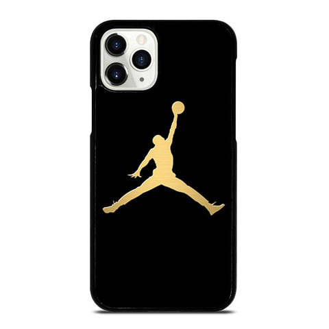 AIR JORDAN IN BLACK iPhone 11 Pro Case
