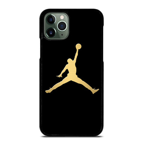 AIR JORDAN IN BLACK iPhone 11 Pro Max Case