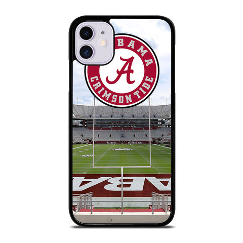 ALABAMA CRIMSON TIDE HOME iPhone 11 Case