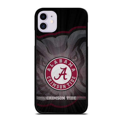ALABAMA CRIMSON TIDE LOGO iPhone 11 Case
