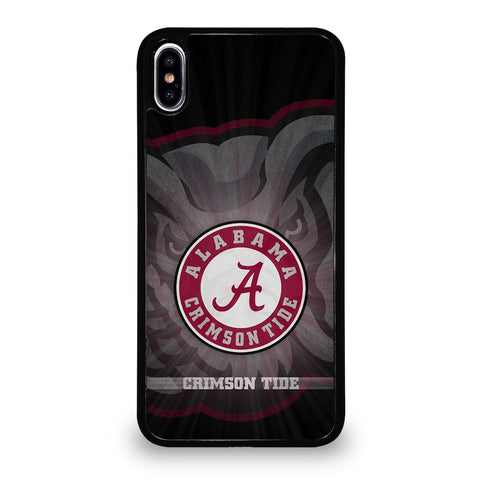 ALABAMA CRIMSON TIDE LOGO iPhone XS Max Case