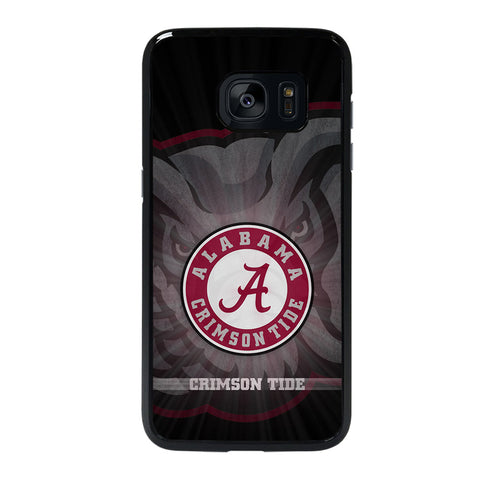 ALABAMA CRIMSON TIDE LOGO Samsung Galaxy S7 Edge Case