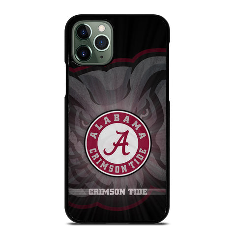 ALABAMA CRIMSON TIDE LOGO iPhone 11 Pro Max Case