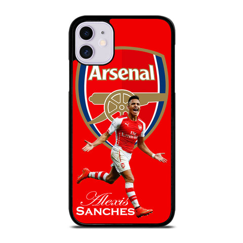 ALEXIS SANCHES ARSENAL iPhone 11 Case