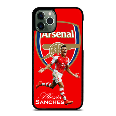 ALEXIS SANCHES ARSENAL iPhone 11 Pro Max Case