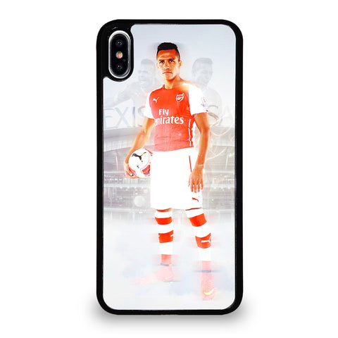 ALEXIS SANCHES POSE iPhone XS Max Case