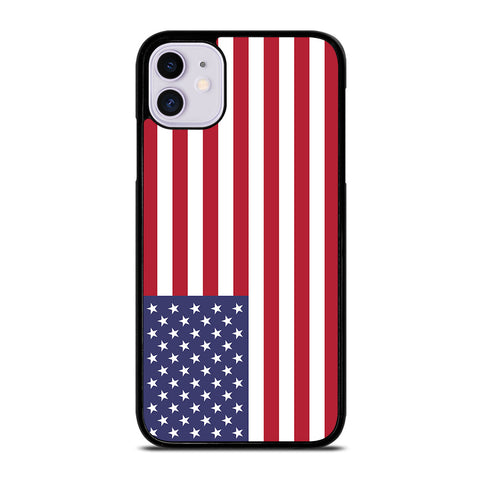 AMERICAN FLAG CASE iPhone 11 Case