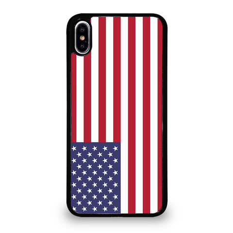 AMERICAN FLAG CASE iPhone XS Max Case