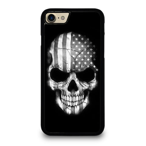 AMERICAN FLAG PUNISHER SKUL iPhone 7 / 8 Case