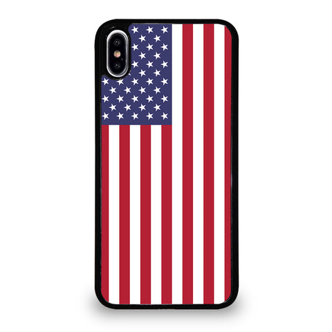 AMERICAN FLAG THE GREAT iPhone XS Max Case