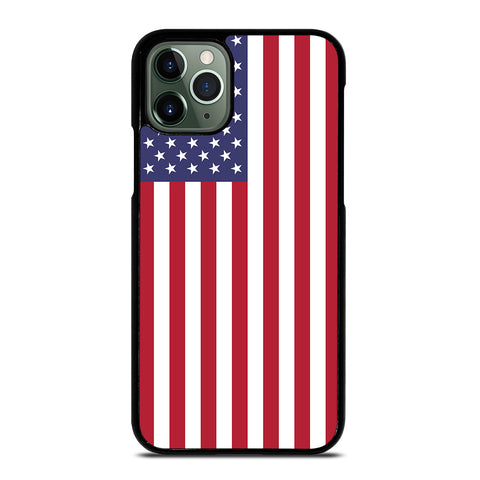AMERICAN FLAG THE GREAT iPhone 11 Pro Max Case