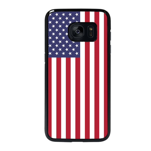 AMERICAN FLAG THE GREAT Samsung Galaxy S7 Edge Case