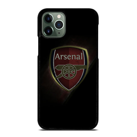 ARSENAL THE GUNNERS LOGO iPhone 11 Pro Max Case
