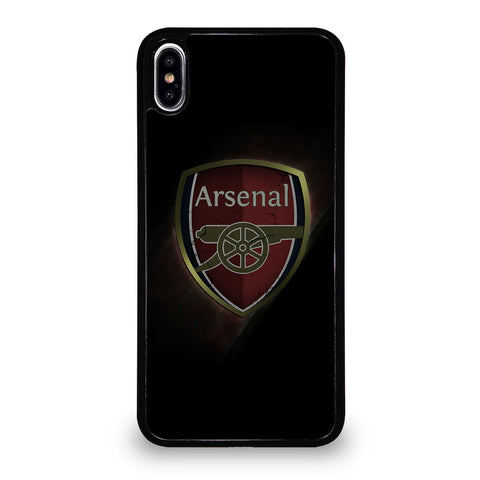 ARSENAL THE GUNNERS LOGO iPhone XS Max Case