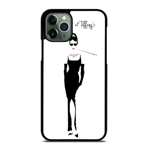 AUDREY HEPBURN BREAKFAST AT TIFFANY'S iPhone 11 Pro Max Case