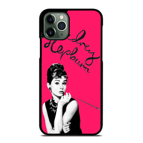 AUDREY HEPBURN THE ICON iPhone 11 Pro Max Case