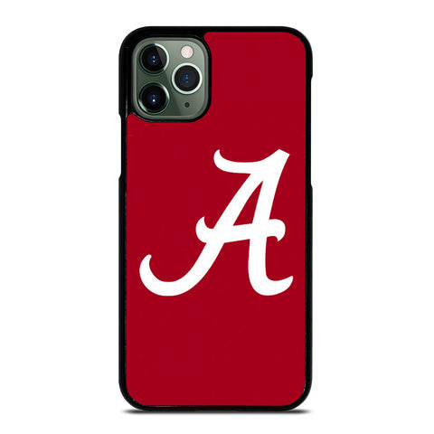 A FOR ALABAMA CRIMSON TIDE iPhone 11 Pro Max Case