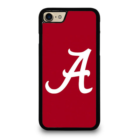 A FOR ALABAMA CRIMSON TIDE iPhone 7 / 8 Case