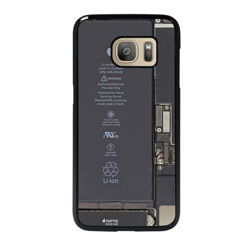 Apple Li-ion Battery Image Samsung Galaxy S7 Case