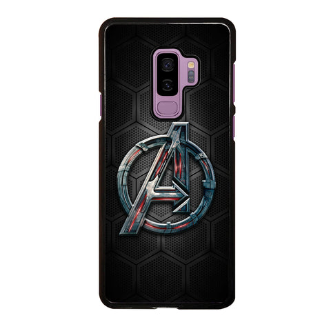 Avengers Marvel Logo Samsung Galaxy S9 Plus Case