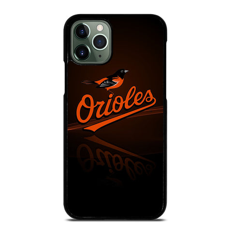 BALTIMORE ORIOLES LOGO iPhone 11 Pro Max Case