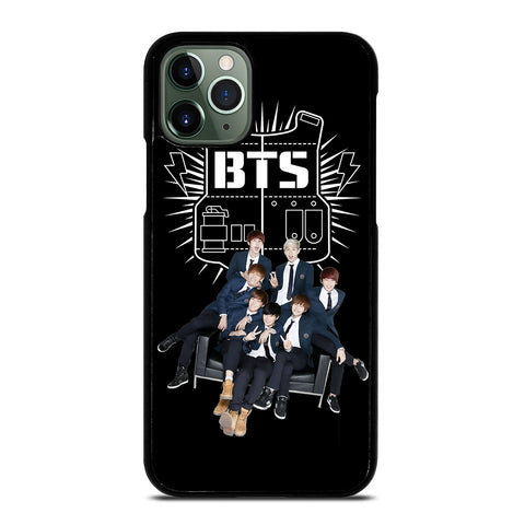 BANGTAN BOYS BTS FAMILY iPhone 11 Pro Max Case