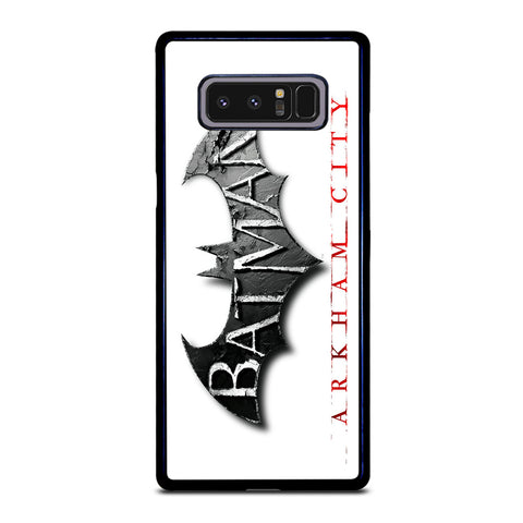 BATMAN ARKHAM CITY Samsung Galaxy Note 8 Case