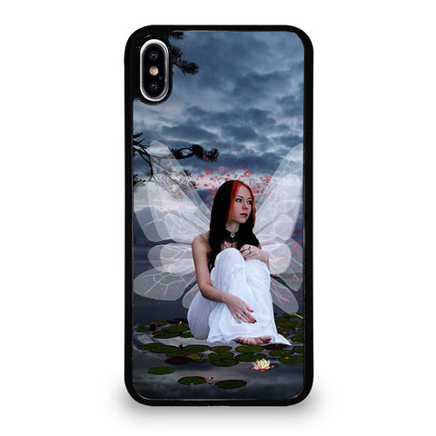 BEATIFUL FAIRY DRAGONFLY iPhone XS Max Case